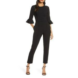 Black Halo Brooklyn Black Jumpsuit
